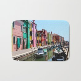 Burano summer Bath Mat