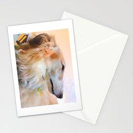 Tatyana's Profile Stationery Cards