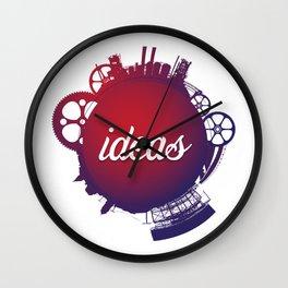 Ideas Factory Wall Clock