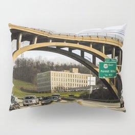 The Greenfield Bridge Pillow Sham