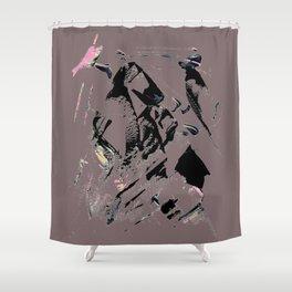 faze purple Shower Curtain