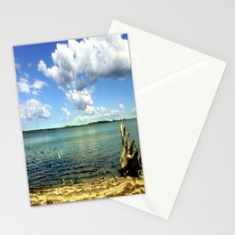 King Lake - Australia Stationery Cards