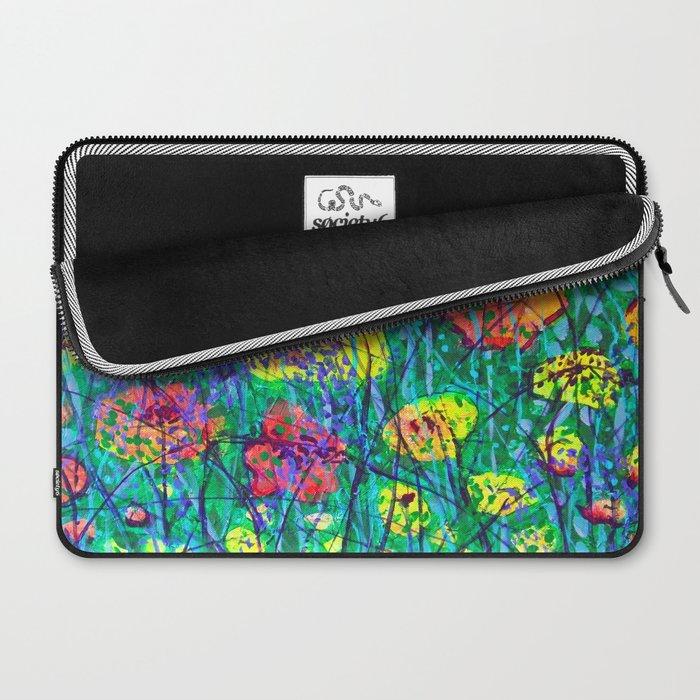 Hidden Flowers Laptop Sleeve