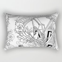 IN DREAMS (pillows) Rectangular Pillow