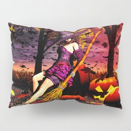 Season Of The Witch Pillow Sham