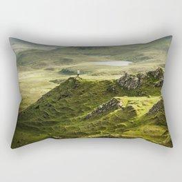 Isle of Skye, Scotland Rectangular Pillow