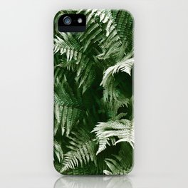 Green Inferno iPhone Case