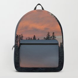 Sunset at Prince Edward Island II Backpack