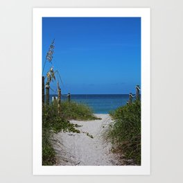 Exclusively Captiva Art Print