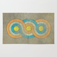 infinite Area & Throw Rugs featuring Infinite by Metron