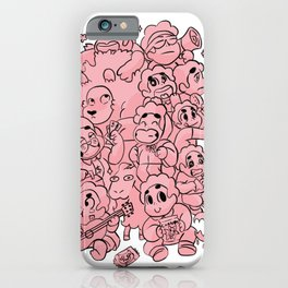 A Lot of Stevens iPhone Case