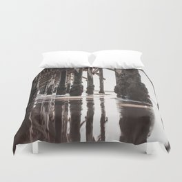 chasing you Duvet Cover
