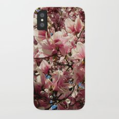 Partially Pink iPhone X Slim Case