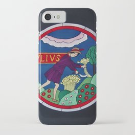 Medieval July iPhone Case