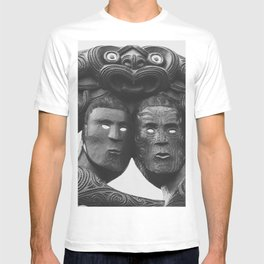 Maori Tribal Totem T-shirt