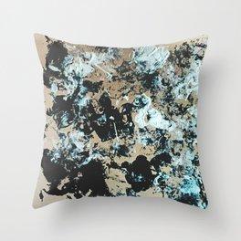 mark001 Throw Pillow