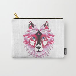 She the Wolf Carry-All Pouch