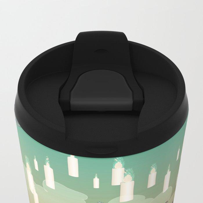Yemanya Metal Travel Mug