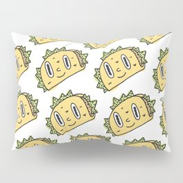 Taco Buddy Pillow Sham