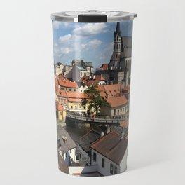 Cesky Krumlov Travel Mug