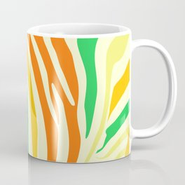 Zebra Sunset Coffee Mug