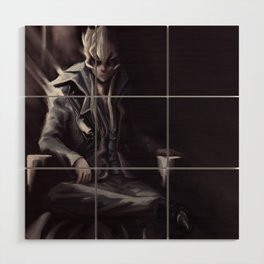 Warrior Wood Wall Art