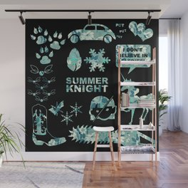 Novel Pictures - Summer Knight Wall Mural