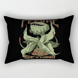 Big Bad Mother Rectangular Pillow