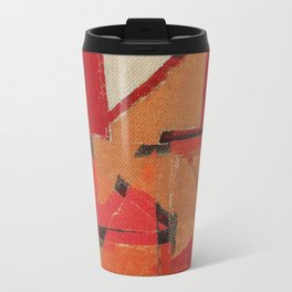 Indigenous Peoples in Brazil Travel Mug