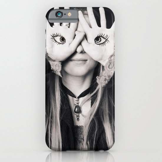 Eye Eye iPhone & iPod Case