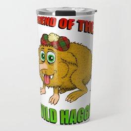 Friend of The Wild Haggis Travel Mug