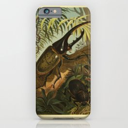 Hercules Beetle iPhone Case