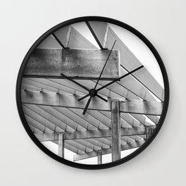 Awning Wall Clock