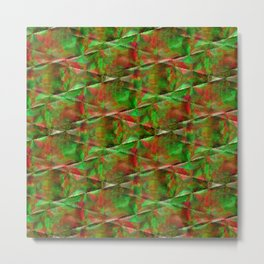 Holiday wrapping Metal Print