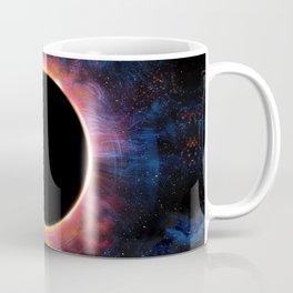 Artistic XCV - Solar Eclipse Coffee Mug