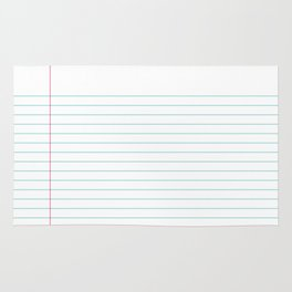 Notepaper Rug