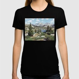 Wyoming Summer T-shirt