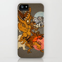 Pterror iPhone Case