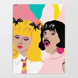 Freddie, i want to break free Poster