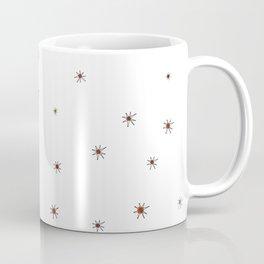 Franciscan Starburst, orange Coffee Mug