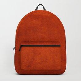Burnt Orange  Backpack