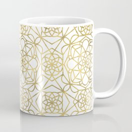 Stay Golden-Mosaic Pattern Coffee Mug