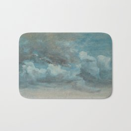 Lionel Constable - Cloud Study Bath Mat
