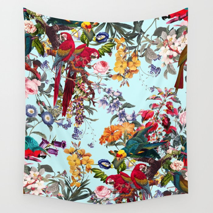Floral and Birds XXXIV