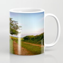 Follow The Path Coffee Mug