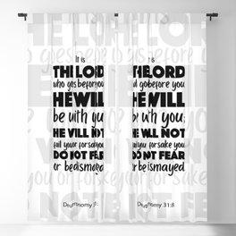 Do Not Fear Blackout Curtain