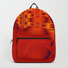 Orange Ducky 3 Backpack