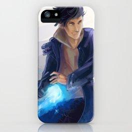 Magnus Bane iPhone Case