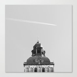 Look at the Sky! Canvas Print
