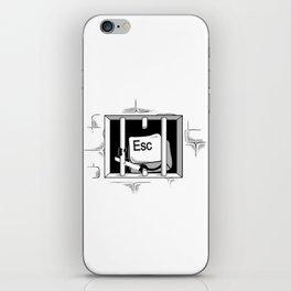 Esc Escape iPhone Skin